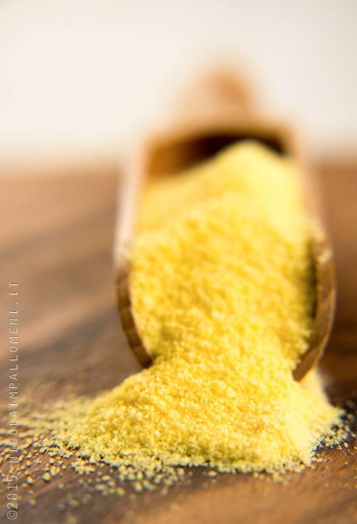 L'oro giallo.. la farina di mais..