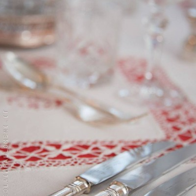 Eleganza e classe sulla tavola inglese