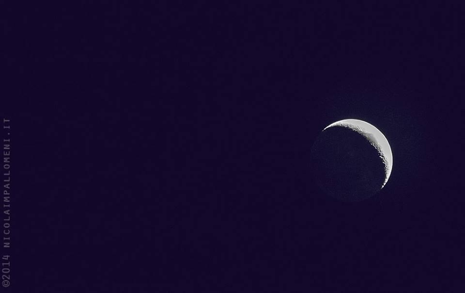 Bagliori di luna nella notte di Natale