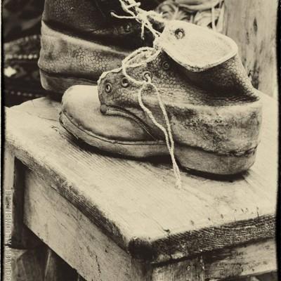 Una immagine che fa tornare alla mente miserie del passato.. e la paura di miserie del futuro..