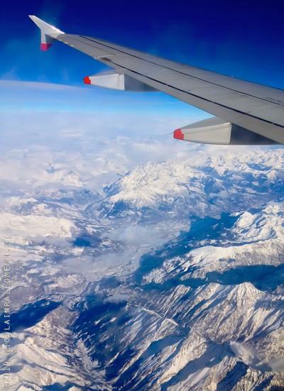 Lassù sopra le Alpi, senza pensieri..