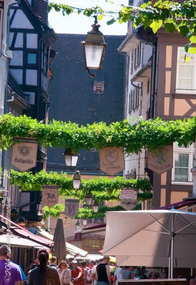 Insegne di Strasburgo