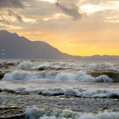 Tramonto su Ischia