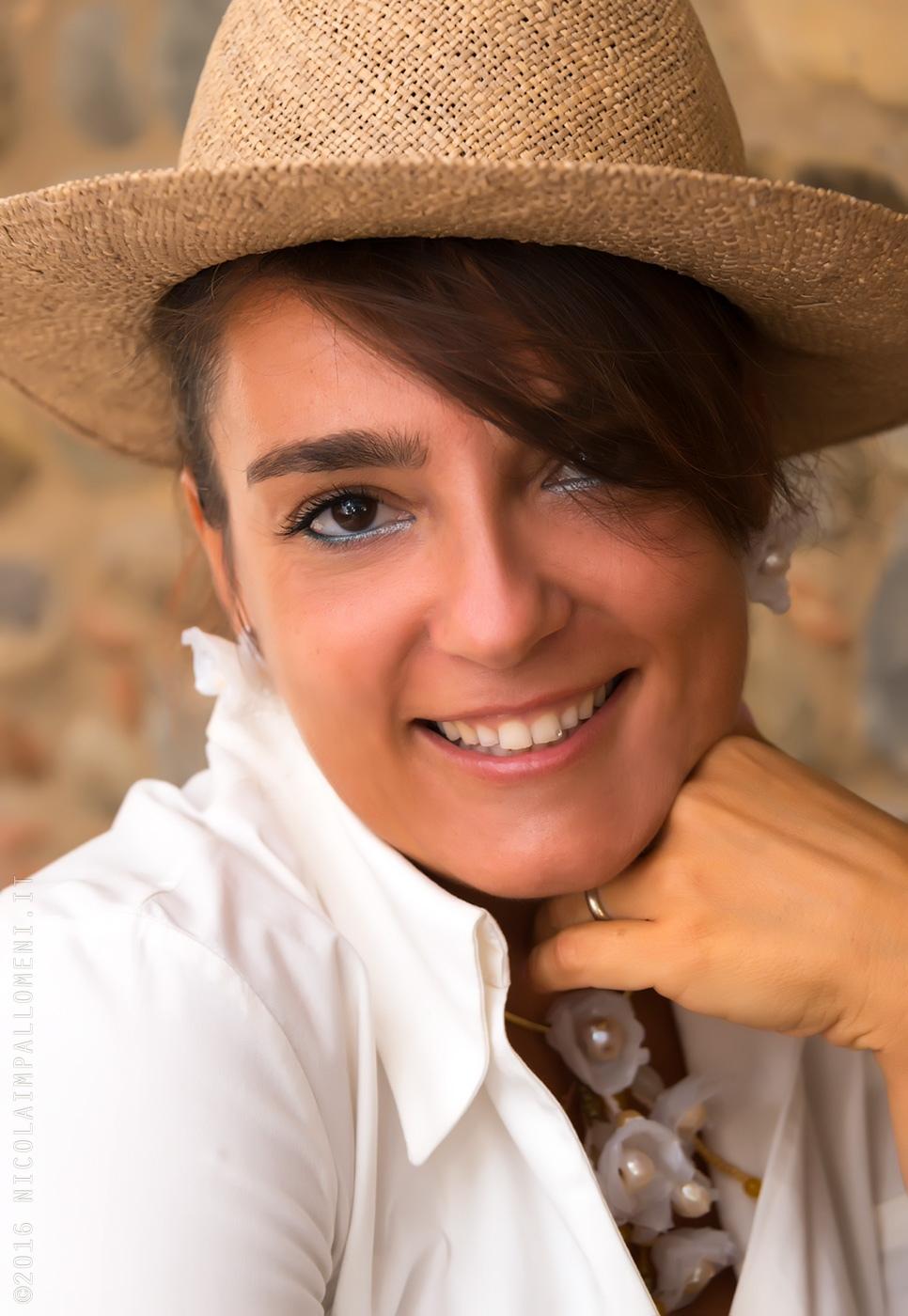 Samantha per Agnese Del Gamba